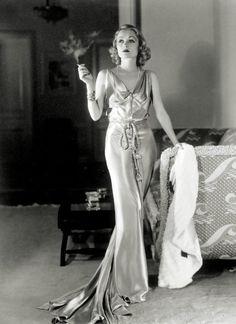 Constance Bennett, 1935