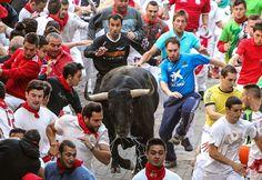 Sanfermines 2015: Fotogalería   San Fermín, día 3   Cultura   EL PAÍS
