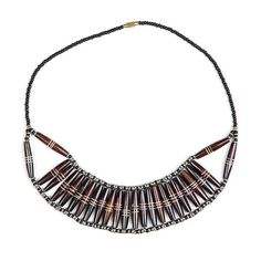 Bone Choker Necklace Brown - Lov'edu - Ethical, Fair Trade & Handmade Accessories, Jewellery, Home Decor & Gifts