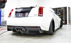 Image result for 2012 cts v coupe and rear diffuser