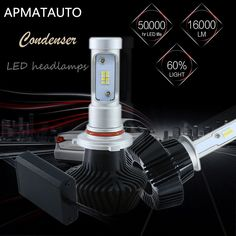 Automobiles & Motorcycles 6pcs 12v 2835 10 Smd Pw24w H1 H3 880 881 Led Bulbs With Lens Car Light Source Turn Singnal Warning Fog Lamp White 6000-6500k Car Lights