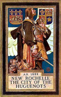 J. C. Leyendecker - New Rochelle (1926)