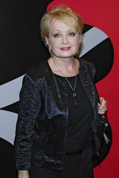 Magdalena Zawadzka-Holoubek born. 1944 - Polish actress of stage, film and television.