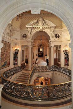 Vestibule d'Honneur du Château de Chantilly - Oise   by Philippe_28 (maintenant sur ipernity)