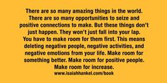 There are so many amazing things in this world #Success #Motivation #Happiness #IsaiahHankel #BlackHoleFocus