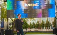 Facebook has an all-night employee hackathon, Hackathon 31, in the hours preceding its IPO.