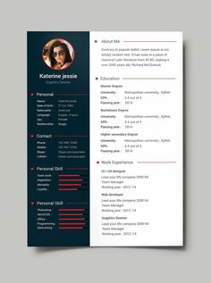 professional resume cv template psd professional resume professional resume cv t… – Resume Template Free Cv Template Student, Best Cv Template, Free Professional Resume Template, Professional Resume Samples, Sample Resume Templates, Resume Template Free, Creative Resume Templates, Free Resume, Resume Cv