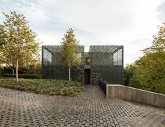 PmMt arquitectura, Pedro Pegenaute · TR House