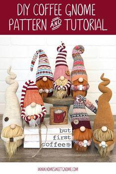 Fur Leg Warmer Gnome -- Christmas Gnome -- Holiday Gnome -- Christmas Decor -- C. Fur Leg Warmer Gnome -- Christmas Gnome -- Holiday Gnome -- Christmas Decor -- C. Christmas Gnome, Christmas Projects, Crafts To Make, Fun Crafts, Scandinavian Gnomes, Theme Noel, Holiday Crafts, Handmade Christmas Gifts, Handmade Crafts