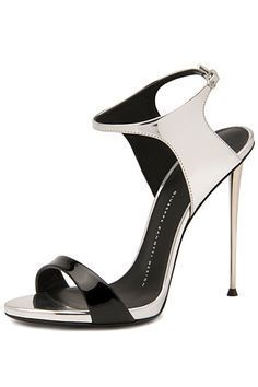 Giuseppe Zanotti - Shoes - 2015 Spring-Summer /Ria #giuseppezanottiheelswhite