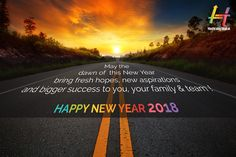 Wishing you all happy new year Happy New Year 2018, Your Family, Wish, Bring It On, Digital, Movie Posters, Film Poster, Billboard, Film Posters