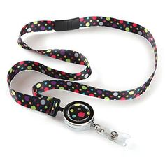 """4 Pack Colorful Lanyards Live Laugh Love Themed Smooth Felt Lanyard 19/"""" L"""