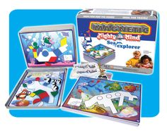 Age 4+ Magnetic Mightymind Sea Explorer by Leisure Learning Products Inc. - $24.95