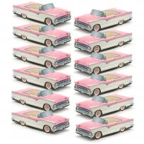 Classic Cruisers ® 12 Pack 55 Ford Sunliner