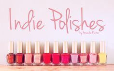 The Little Beauty Guide.: Making Time For Indie Polishes