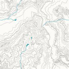Seamless Topography | Royalty Free Stock Vector Art Illustration | iStockphoto.com