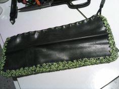 Bolsito hecho con una cámara de bicicleta Dr. Martens, Combat Boots, Shoulder Bag, Bags, Shoes, Fashion, Coin Purse, Bicycles, Manualidades