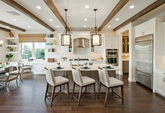 Florida Homes For Sale, New Homes For Sale, Luxury Townhomes, Madison Homes, Open Floor Concept, Toll Brothers, Kitchen Gallery, New Home Communities, New Home Designs