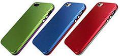 好きな色のパーツを選んで購入できる、iPhone 5用アルミケース「ShineEdge Aluminium Case for iPhone 5」  [In store now] #iPhone
