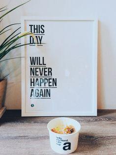 Inspiring quote print | VSCO | yyyyyyyada