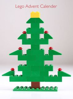12 Adorable DIY Advent Christmas Trees | Shelterness