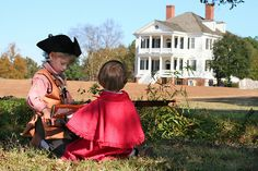 Kids at Historic Camden, South Carolina     http://timemart.vn/  http://timemart.vn/305/p/430035/tranh-theu-chu-thap.html