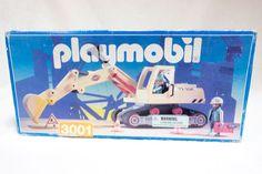 playmobil 3001 ショベルカー シャベルカー プレイモービル