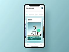 """via Muzli design inspiration. """"UI Interactions of the week is published by Muzli in Muzli - Design Inspiration. Best Ui Design, Flat Web Design, App Ui Design, User Interface Design, Branding Design, Website Design Layout, Web Layout, Design Layouts, Website Designs"""