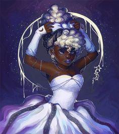 art art girl 7 Fantastic Black Artists You Black Love Art, Black Girl Art, Art Girl, Black Girls, Black Women, African American Art, African Art, Arte Black, Black Girl Cartoon