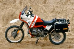 BMW R-100-GS PARIS DAKAR