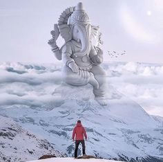 Ganesh chaturthi ki shubh-kamnaye – The Mommypedia Shri Ganesh Images, Ganesh Chaturthi Images, Ganesha Pictures, Happy Ganesh Chaturthi, Jai Ganesh, Ganesh Lord, Ganesha Art, Shree Ganesh, Lord Krishna