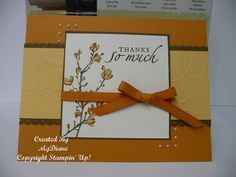 So Thankful - SQSC17 by Diane Malcor - Cards and Paper Crafts at Splitcoaststampers
