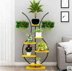 Hand Crafts For Kids, Diy Home Crafts, Balcony Flowers, Indoor Flowers, Balcony Furniture, Home Decor Furniture, Flower Stands, Flower Boxes, Indoor Balcony