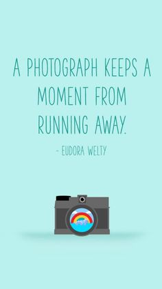 Photography quote: from free Photojojo desktop/mobile wallpapers