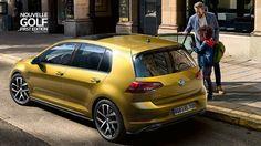 Concours Nouvelle Golf de Volkswagen: 200€ de bons d'achat à gagner (Infos-du-Net)
