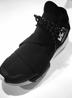 Yohji Yamamoto. These look so fantastic!! Combination sneaker + japanese sandal!
