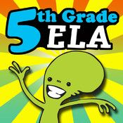 5th Grade Language Arts Common Core: Prepositions, Verbs, Spelling, Punctuation, Synonyms and More!