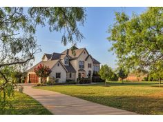 You have the rare opportunity to own this incredible custom built home on over 2 acres in highly desired Vineyard Heights addition & Mansfield ISD schools!!! Enjoy the chef's dream kitchen with commercial stainless steel appliances, gas cooktop, granite, & more!!! Great floorplan with luxurious split 1st floor master suite, mid stair office, media room, & wine cellar-bonus room under mid level!!! Tennis court, playground & pond adjoin property!!!
