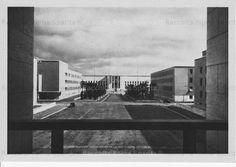 La Sapienza - Città Universitaria Rome, Bucharest, Solitude, Bauhaus, Old Photos, Backgrounds, Art Deco, Statue, History