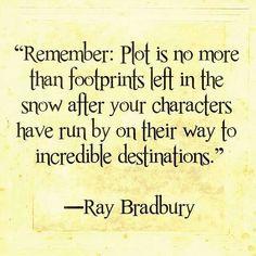 Ray Bradbury - Plot