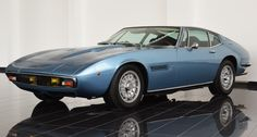1971 Maserati Ghibli - 4.9 SS - Maserati certified - documented history + restoration | Classic Driver Market