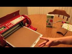 How To Use A Cricut Cake Machine Youtube Tutorial