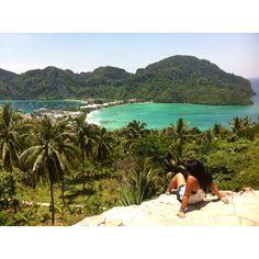 Phi Phi island, krabi , Thailand