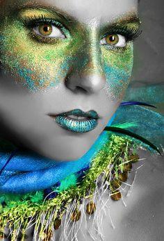 L'Art et La Beauté du Maquillage.