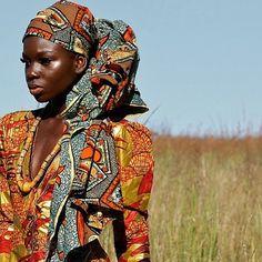 Senya Donkor, Ghanaian model in African print clothing. African Beauty, African Women, African Girl, African Children, African Style, African Inspired Fashion, African Fashion, African Attire, African Dress