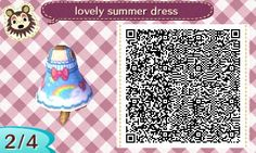 and the forest animals, mayorsiobhanofmaple: A cute summer dress with...