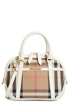 Burberry 'Orchard - Small' Satchel available at #Nordstrom I WANT IT!