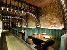 Image result for french doors in restaurant new york
