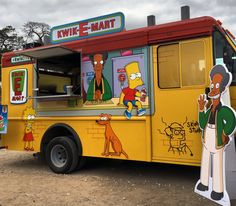 OMG, there's a real-life Kwik-E-Mart!!