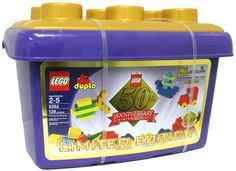 10% of sale goes to St Jude. Lego 50th Anniversary Limited Edition Duplo Set #5352 w / Gold Bricks | St. Jude | Toys & Hobbies, Building Toys, LEGO | eBay!
